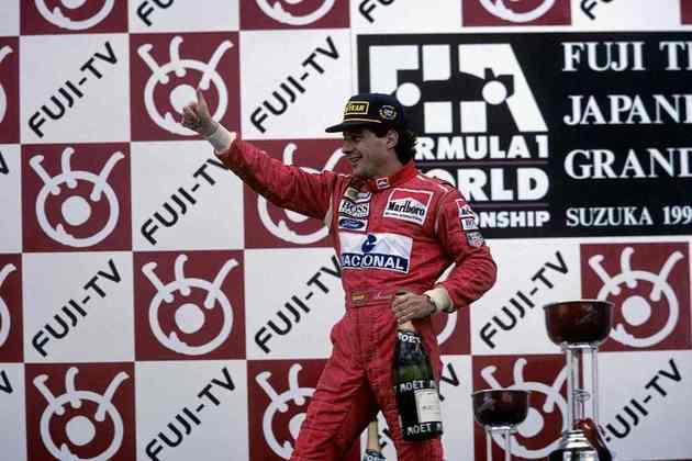 Uma popular briga do mundo da F1 aconteceu entre Ayrton Senna e Eddie Irvine, no Japão, em 1993. O tricampeão não gostou da atitude do norte-irlandês na pista e o agrediu com um soco após a corrida