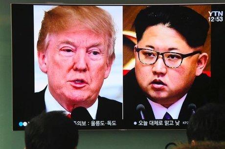 Reunião entre Trump e Kim deve acontecer até maio