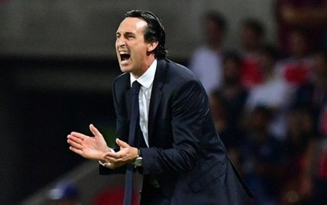 Unai Emery - Último clube: Arsenal
