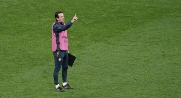 Unai Emery - Villarreal