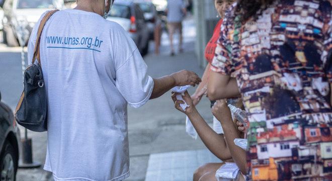 Campanha prevê arrecadar recursos para população da comunidade de Heliópolis