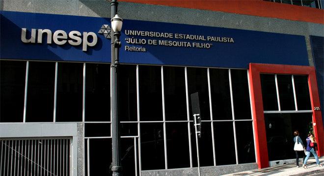 Unesp: metade das vagas será destinada aos estudantes da rede pública