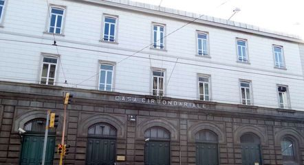 Presídio italiano recebeu álcool em gel
