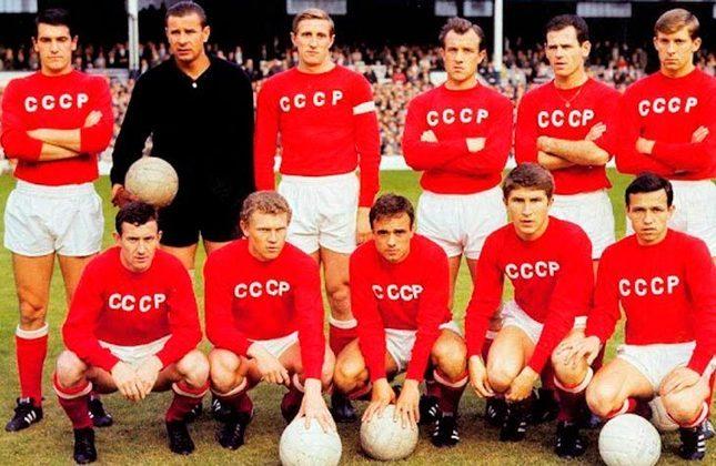 União Soviética: um título
