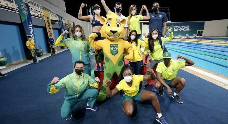 Lista de convocados para os Jogos de Tóquio superou a marca de 300 atletas