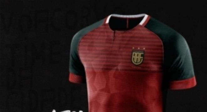 Uniforme Flamengo Guarulhos