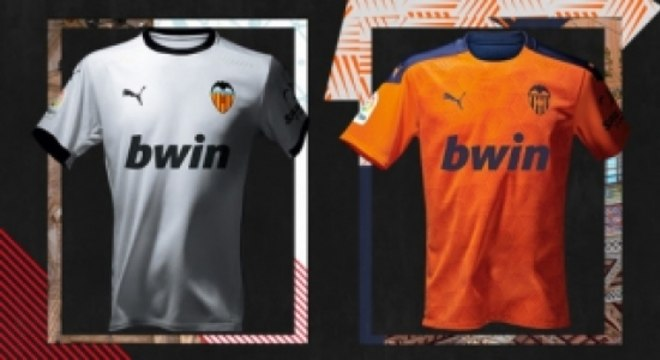 Uniformes do Valencia