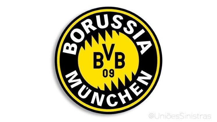 Uniões sinistras - Borussia Dortmund e Bayern de Munique (Borussia de Munique)