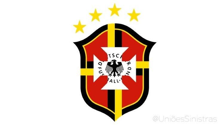 Uniões sinistras - Brasil e Alemanha (Brasanha)