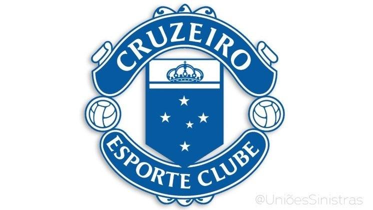 Uniões sinistras - Cruzeiro e Manchester United (Cruchester United)