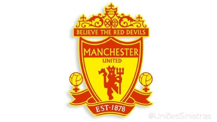 Uniões sinistras - Liverpool e Manchester United (Livechester United)