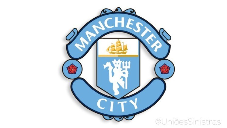 Uniões sinistras - Manchester United e Manchester City (Manchester Unity)