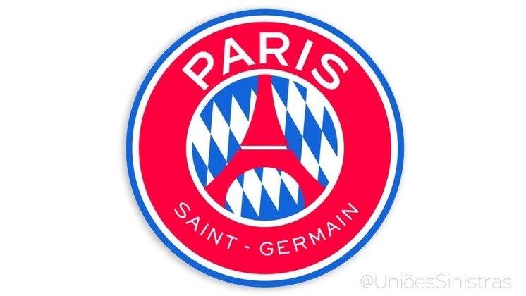 Uniões sinistras - Paris Saint-Germain e Bayern de Munique (Paris de Munique)