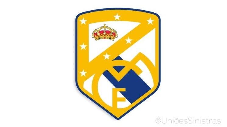 Uniões sinistras - Real Madrid e Atlético de Madrid (Reático de Madrid)