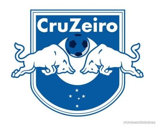 Uniões sinistras - Red Bull Bragantino e Cruzeiro (RB Brazeiro)