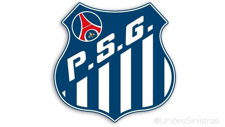 Uniões sinistras - Santos e PSG (Paris Santos Germain)