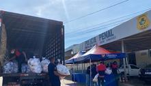 Começa a distribuição de 280 mil kits de higiene doados para 609 presídios