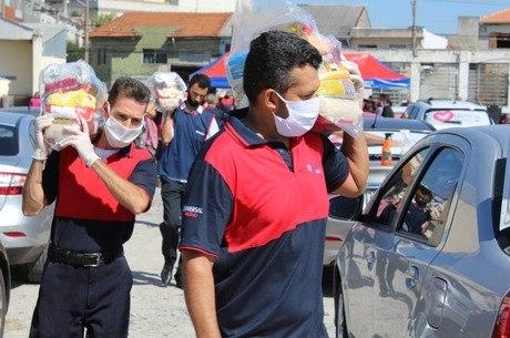 Ação da UNP vai levar cestas básicas aos presídios
