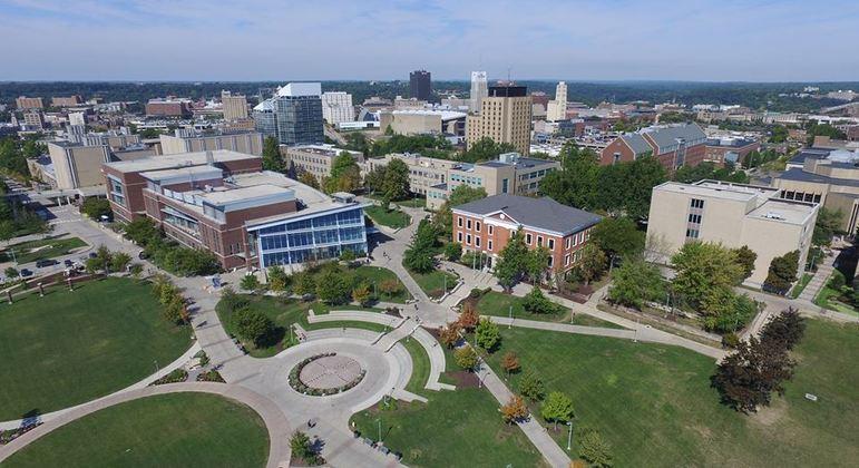 Universidade americana tem bolsas de estudos para estrangeiros de até 100%