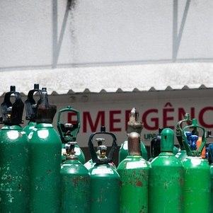 MP apura problemas em oxigênio