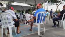 Pacientes com suspeita de covid-19 aguardam mais de 6 h por exame