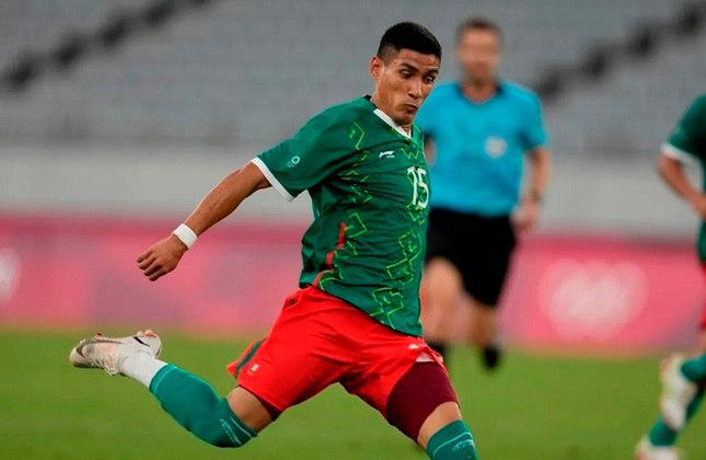 Uriel Antuna: 23 anos – meio-campista – Deportivo Guadalajara (MEX) – Valor de mercado: 4,5 milhões de euros.