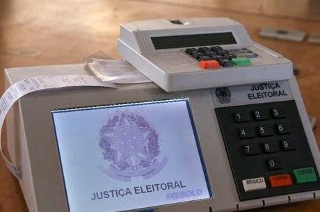 Regra está prevista no Código Eleitoral