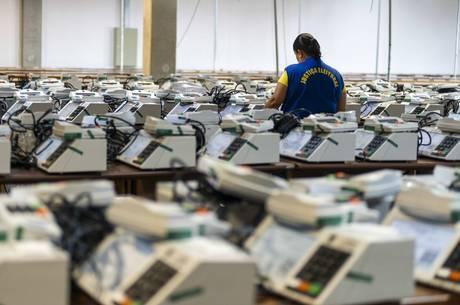 Custo da aquisição das urnas ainda não foi definido