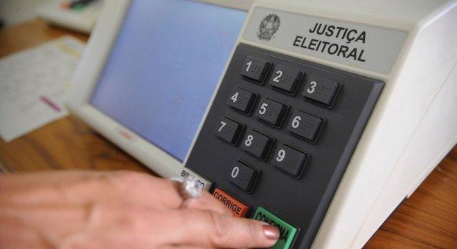 STE realizou o último teste de segurança antes das eleições deste ano