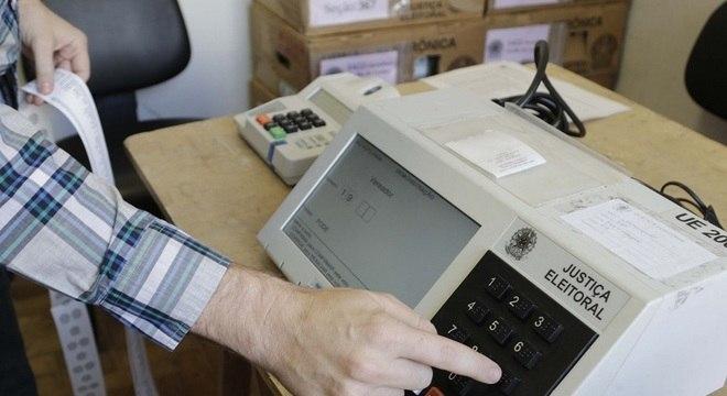 No domingo (15), 28,34% dos eleitores não compareceram às urnas da capital mineira