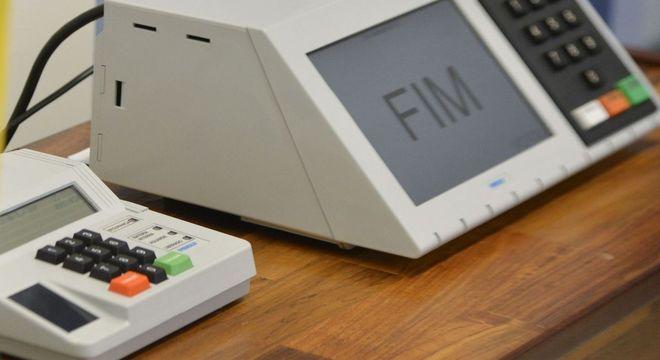 TSE disponibilizou simulador de votação no site