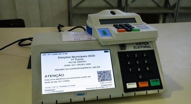 SP, Rio e Rio Grande do Sul são estados com mais urnas substituídas