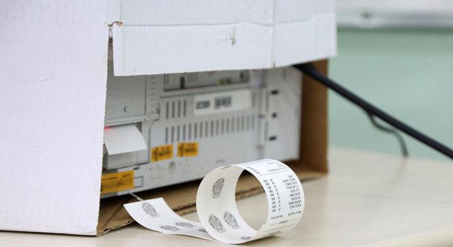 TSE afirma que voto impresso teria custo de R$ 2,5 bi em dez anos -  Notícias - R7 Eleições 2020