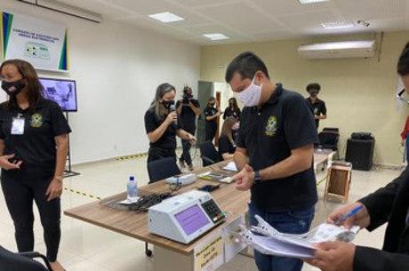 Urnas foram abertas em Macapá às 7h