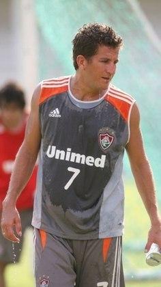 Urrutia - O argentino Rubens Sambueza foi contratado pelo Flamengo durante o Brasileirão de 2008 com euforia por seu desempenho no River Plate. Porém, jogou somente sete vezes e não fez gols.