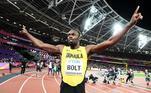 5 - Usain Bolt é o segundo maior atleta do século 21