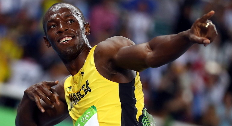 Jamaicano Usain Bolt encerrou carreira com tricampeonato olímpico dos 100 e 200 metros