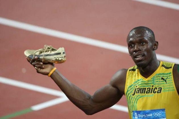 Usain Bolt se aposentou das pistas do atletismo e tentou a sorte no futebol.