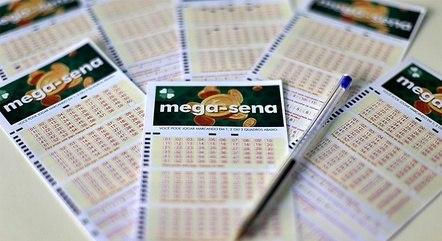 Jogo simples da Mega-Sena custa R$ 4,50