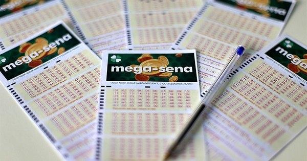 Mega-Sena promete sortear prêmio de R$ 3 milhões nesta quarta-feira