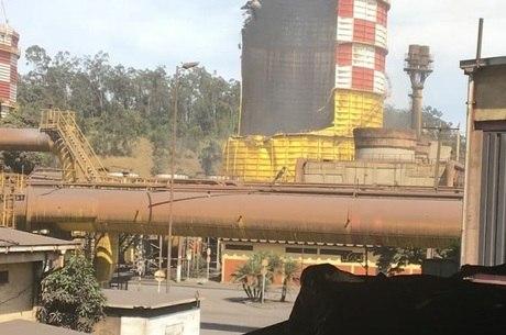 Explosão aconteceu no gasômetro da empresa