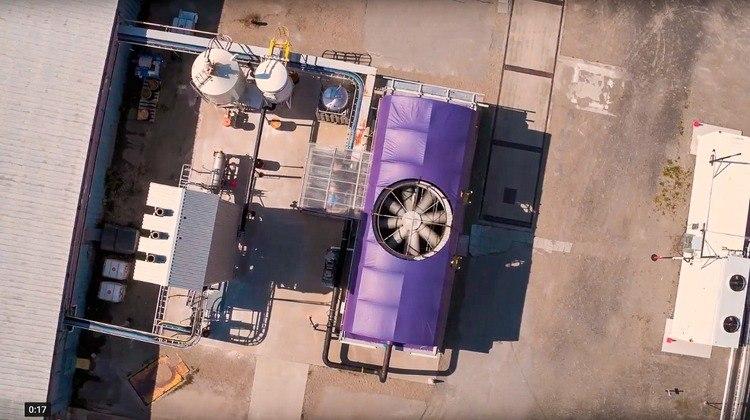Atualmente, a tecnologia DAC já está operando em escala experimental em uma planta piloto da empresa Carbon Engineering em Squamish, no Canadá