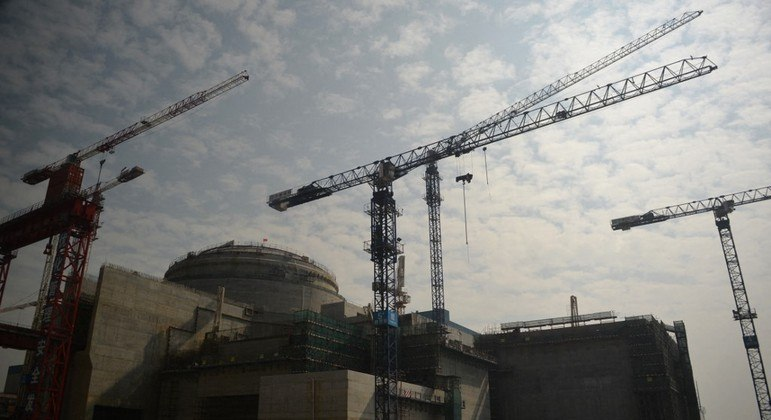 China nega que tenha ocorrido um vazamento de radiação na central nuclear de Taishan