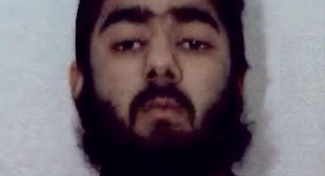West Midlands Police Usman Khan, de 28 anos, já havia sido preso por sua participação em um plano para bombardear a bolsa de valores da cidade
