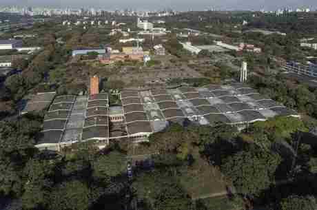 Campus da USP, na zona oeste de São Paulo
