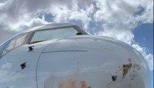 Avião do Utah Jazz é forçado a pousar após choque com pássaros