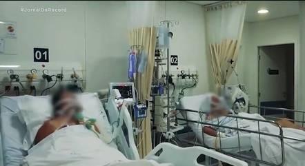 Brasil tem 351.334 mortes por covid-19