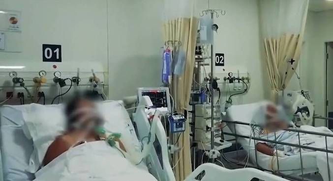 Hospitais de SP estão lotados não têm vagas disponíveis para internação em UTI