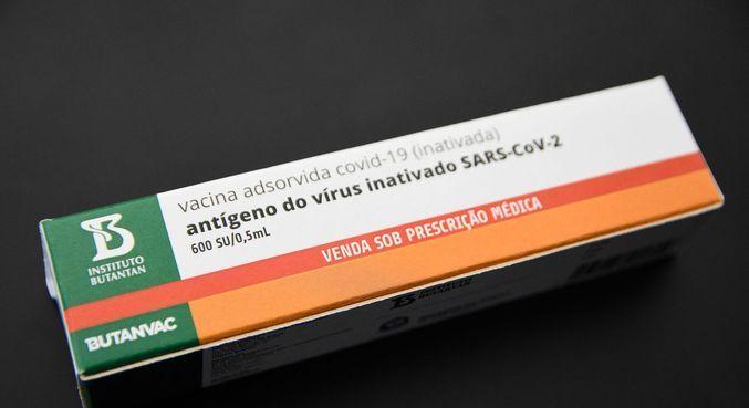 Voluntários serão vacinados com a ButanVac ou CoronaVac