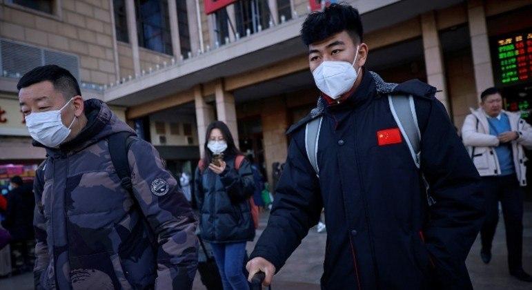 China planeja vacinar 50 milhões de pessoas até 12 de fevereiro